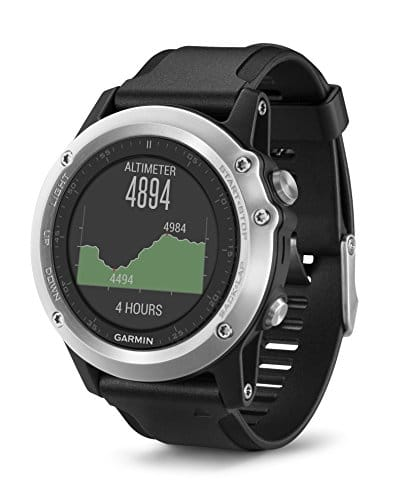 Sportuhr Tests erklärt, dass die Uhr sehr viele Funktionen bietet.